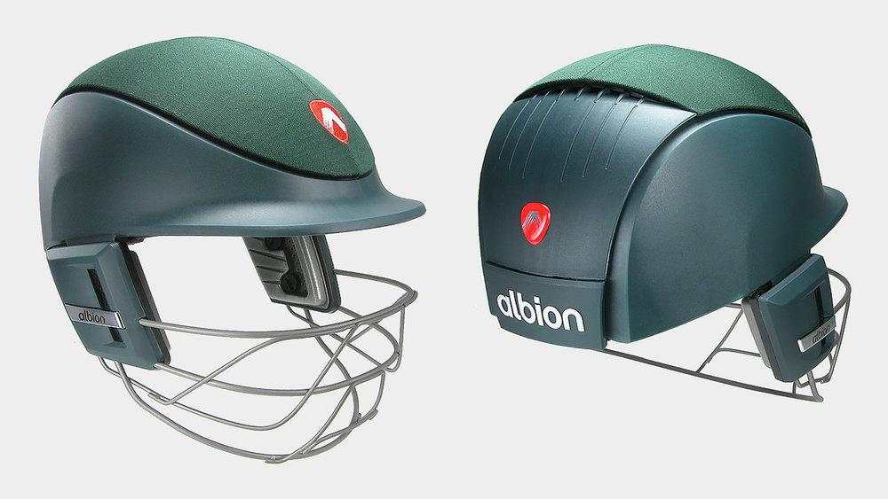 Albion — Cricket Helmet (2008)