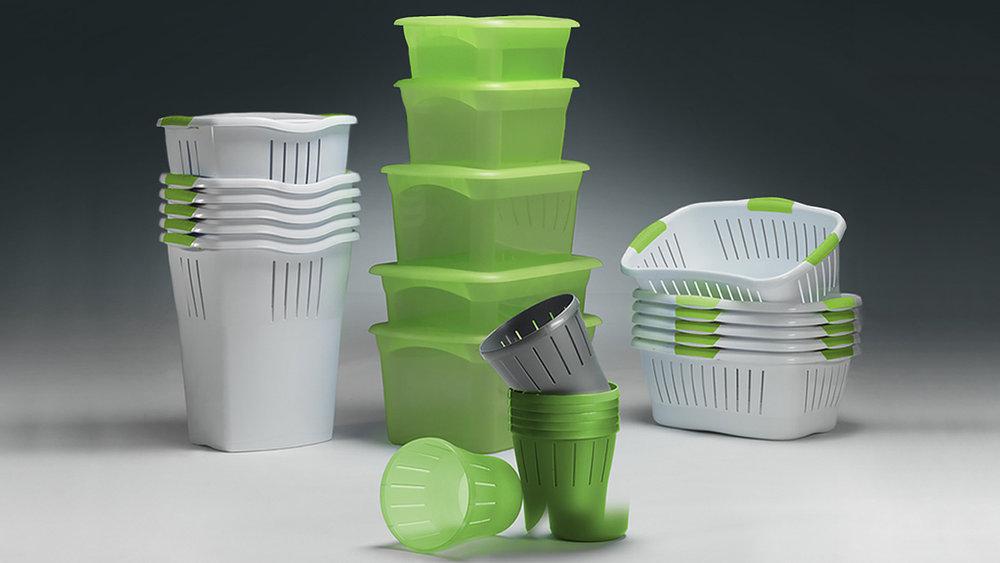 Snaith — Plastic Homewares (2002)