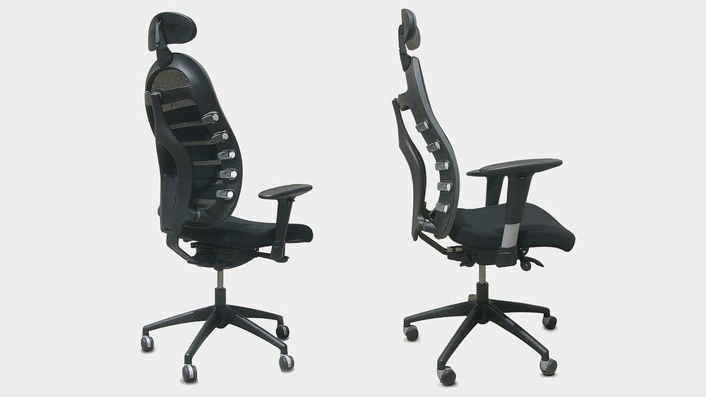 Cpod — Ergonomic Chair (2006)