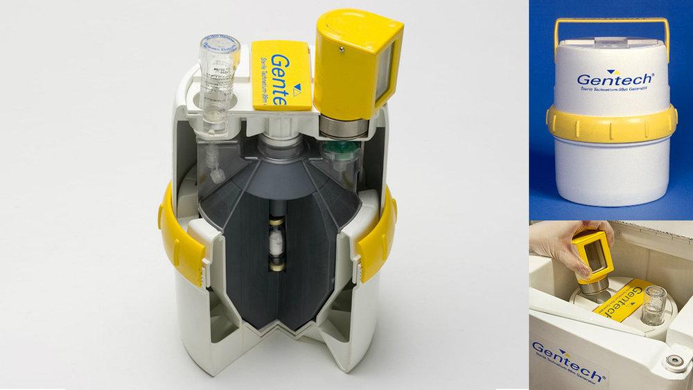 Gentech — Technetium Generator (2000)