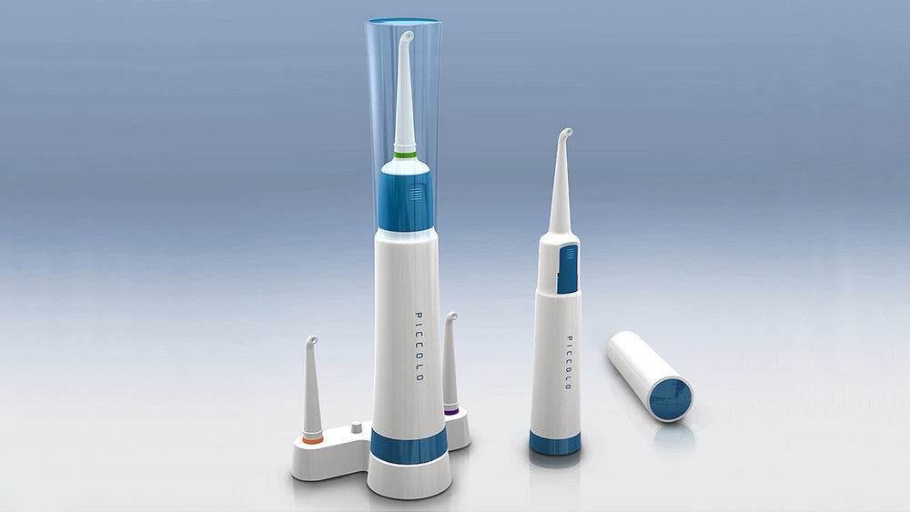 Coates Dental — Personal Dental Cleaner (2008)
