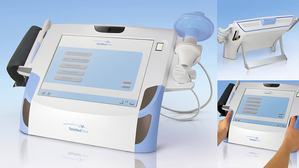 TeleMed — Care Clinical Monitoring Unit (2008)