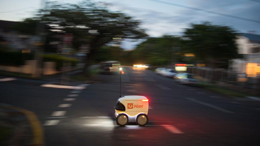 Aust Post Robot
