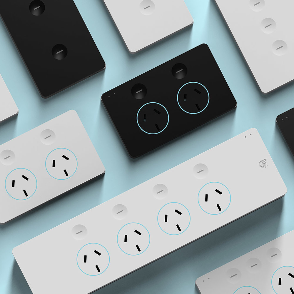iKEON - smart power points & light switches