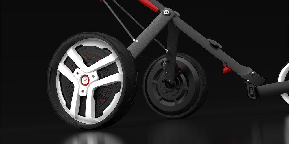 Concourse Golf    Smart Wheels