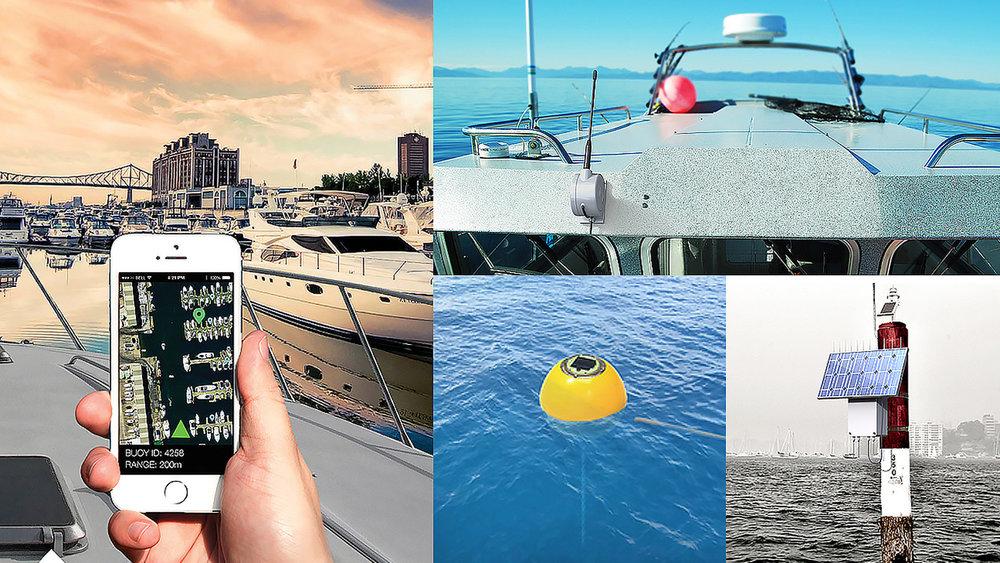JKP Marine — Buoy Location Device (2015)