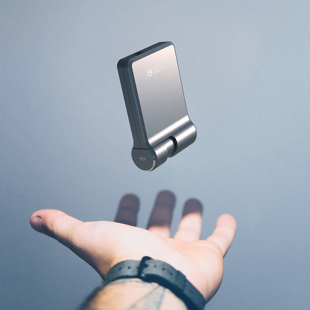 Pocket.Graphics - pocket projector