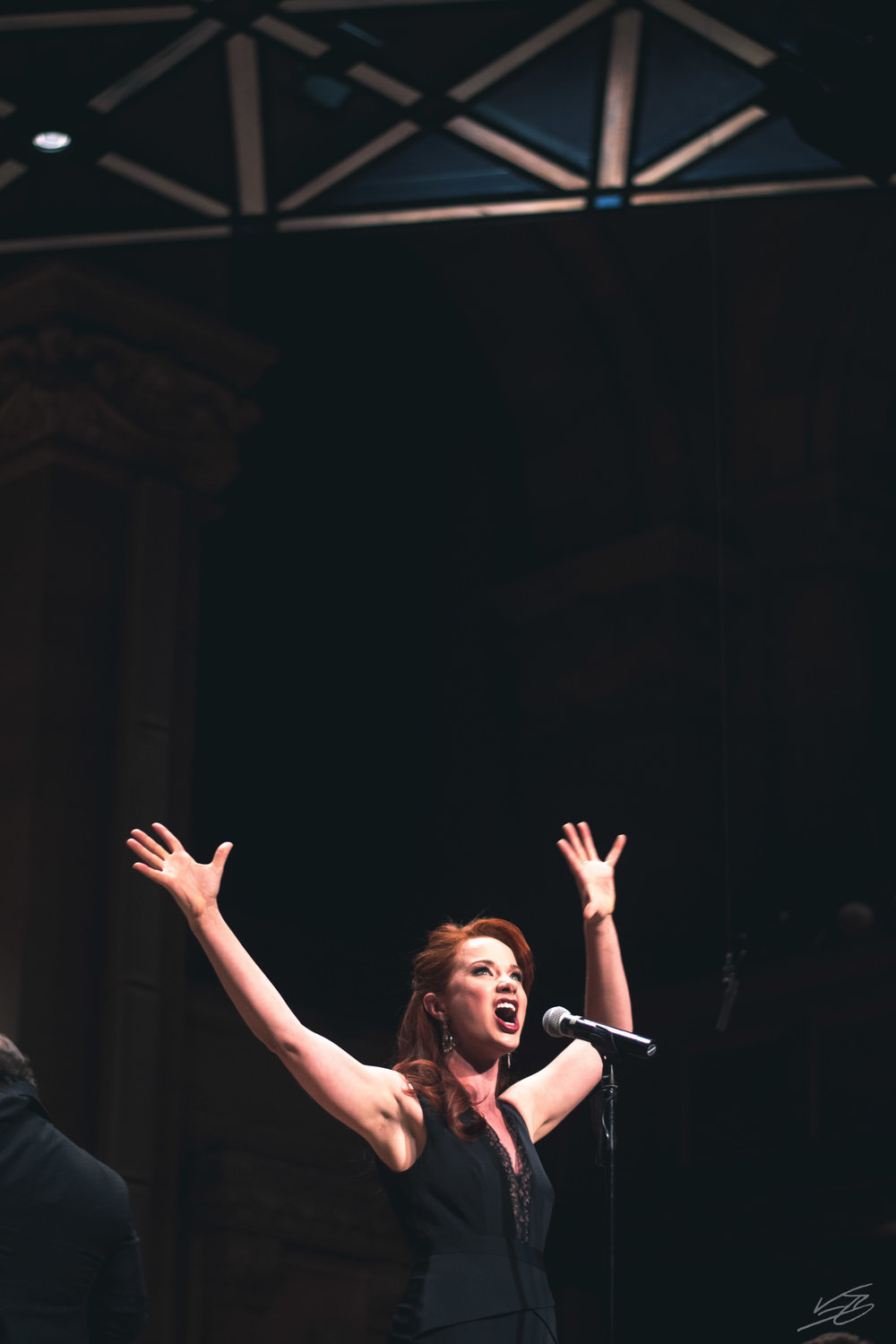 Sierra Boggess at Princeton