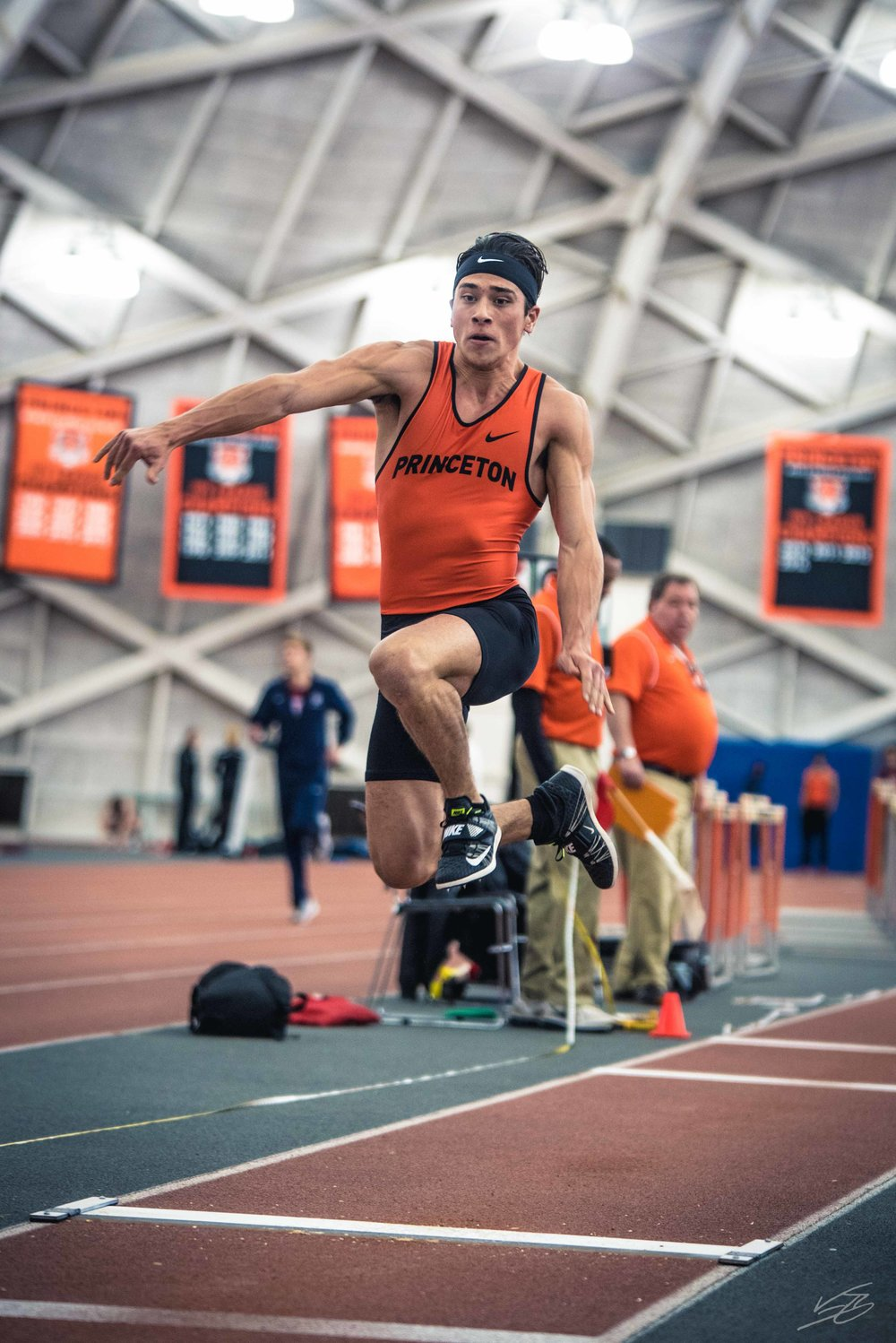 Princeton Track Team Home Meet