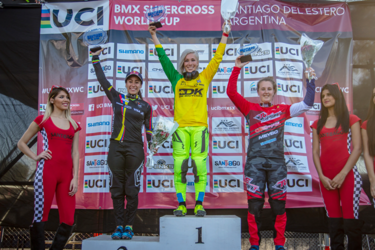 ccc8272b88 Caroline Buchanan classifies herself as more than a cyclist – though her  passion for anything with two wheels is what drives the dream.