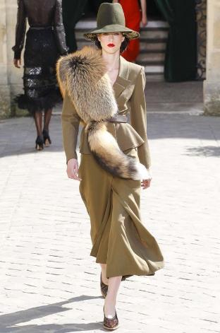 Ulyana Sergeenko Haute Couture A/W '17/'18