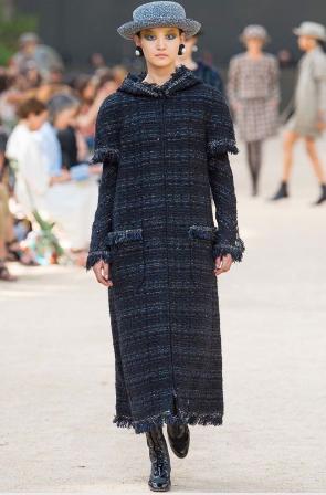 Chanel Haute Couture A/W '17/'18