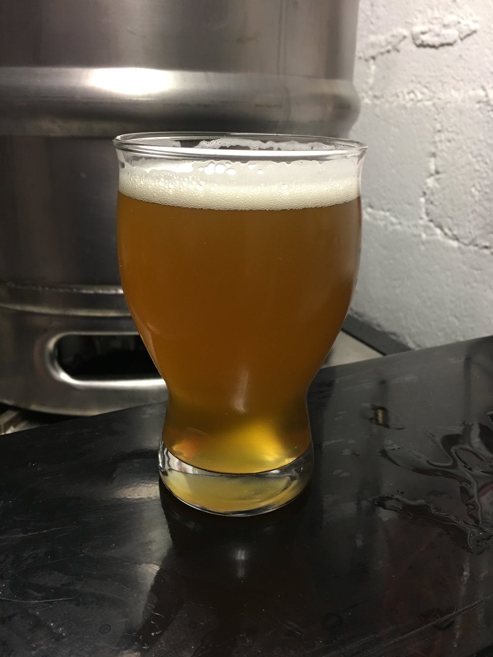 S'more White Stout ABV - 7.1% Style: Experimental Beer