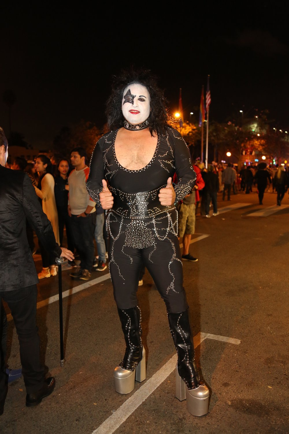 Halloween - West Hollywood Style — A SWISS IN L.A.