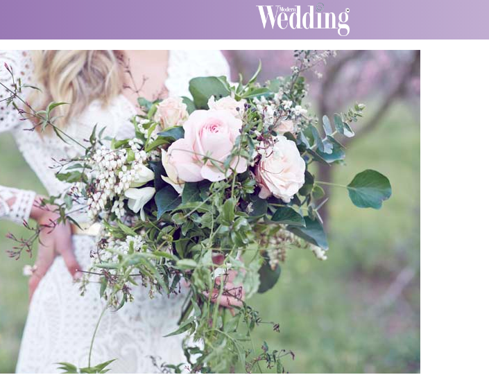 Modern Wedding Magazine (NEW BLOOM editorial) - http://www.modernwedding.com.au/new-bloom-bridal-fashion-editorial/