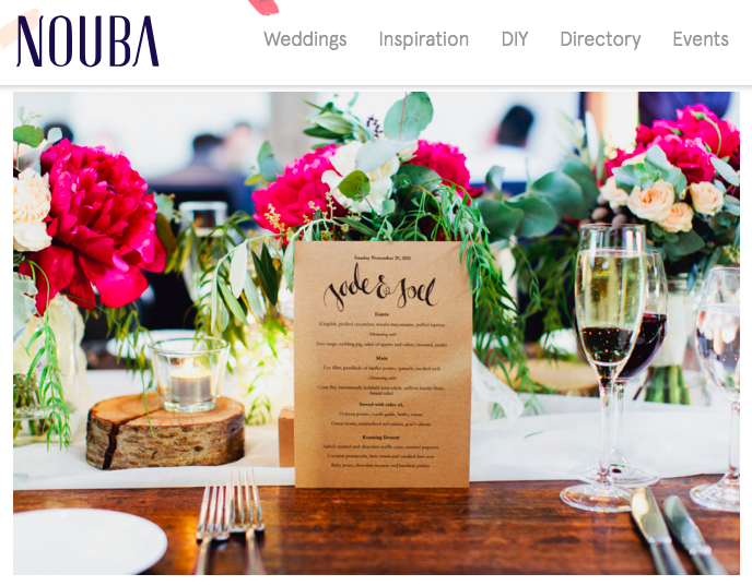 Nouba (Jade & Joel) - http://nouba.com.au/stones-yarra-valley-wedding-sayher-heffernan/