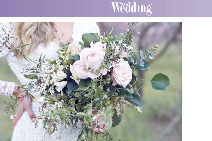 Modern Wedding Magazine -