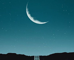 New Moon is Tuesday, May 15th at 5:47am Mountain Daylight Time