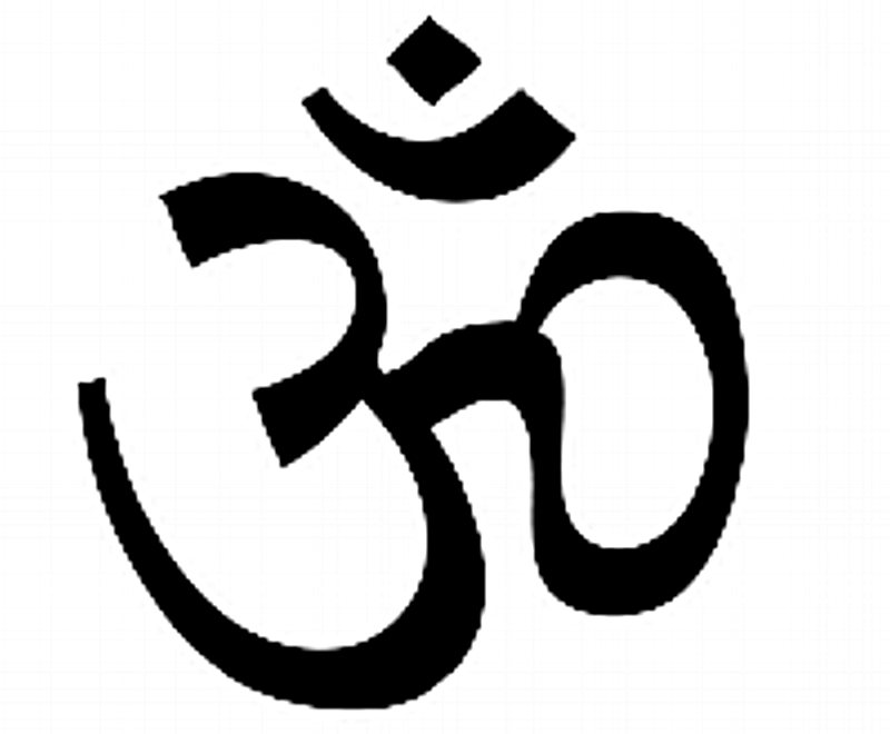 "Om is a mantra, or vibration, that is traditionally chanted at the beginning and end of yoga sessions. Coming from Hinduism and Yoga, the mantra is considered to have high spiritual and creative power but despite this, it is a mantra that can be recited by anyone. It's both a sound and a symbol rich in meaning and depth and when pronounced correctly it is actually AUM.  Aum actually consists of four syllables: A, U, M, and the silent syllable.  The first syllable is A, pronounced as a prolonged ""awe."" The sound starts at the back of your throat and you stretch it out. You will start feeling your solar plexus and chest vibrating.  The second syllable is U, pronounced as a prolonged ""oo,"" with the sound gradually rolling forward along your upper palate. You'll feel your throat vibrate.  The third syllable is M, pronounced as a prolonged ""mmmm"" with your front teeth gently touching. You will now start to feel the top of your vibrate.  The last syllable is the deep silence of the Infinite. As intelligence rises from the deep silence, you have to merge your chant from the 'M' to the deep silence.  Symbolically the three letters embody the divine energy (Shakti) and it's 3 main characteristics: (1) creation, (2) preservation and (3) liberation.  Why do we chant it?  Everything in the universe is pulsating and vibrating – nothing is really standing still! The sound Om, when chanted, vibrates at the frequency of 432 Hz, which is the same vibrational frequency found throughout everything in nature.  As such AUM is the basic sound of the universe; so by chanting it we are symbolically and physically tuning in to that sound and acknowledging our connection to all other living beings, nature and the universe.  In addition the vibrations and rhythmic pronunciation also have a physical affect on the body by slowing down the nervous system and calming the mind similar to meditation. When the mind is relaxed, your blood pressure decreases and ultimately the health of your heart improves.  - Sam Saunders, www.mindbodygreen.com"
