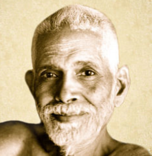 "Sri Ramana Maharshi (December 30, 1879 – 14 April 14, 1950) Ramana Maharshi's teachings reflect the viewpoint of advaita (not-two). This profound view of the nature of Reality removes the distinction between subject and object, seer and seen, one's self and the world. As Maharshi points out, what we search for is always within our reach.  - ""The Essential Teachings of Ramana Maharshi - A Visual Journey:"