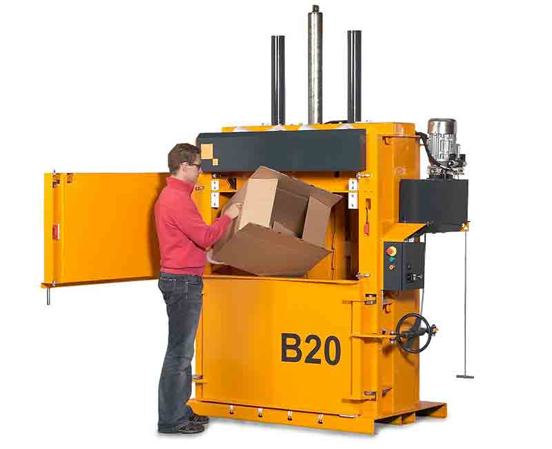 B20    Designed for large scale compression.   View