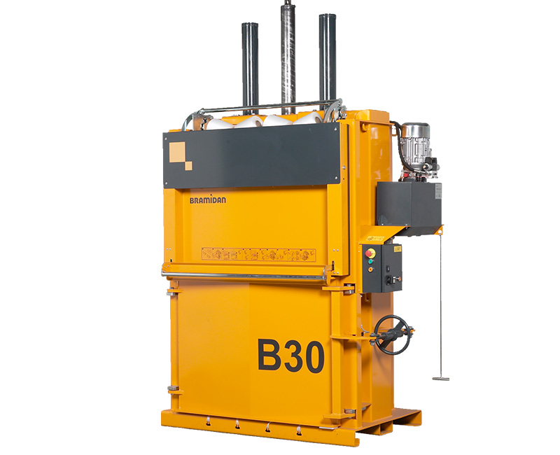 B30    Designed to handle bulky waste.     View