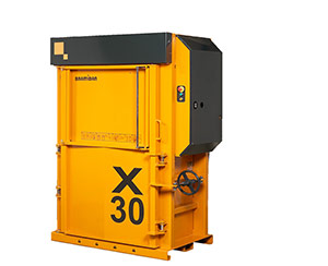X30    Great Bale for handling bulky waste.   View