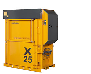 X25 Ideal for larger demands. View