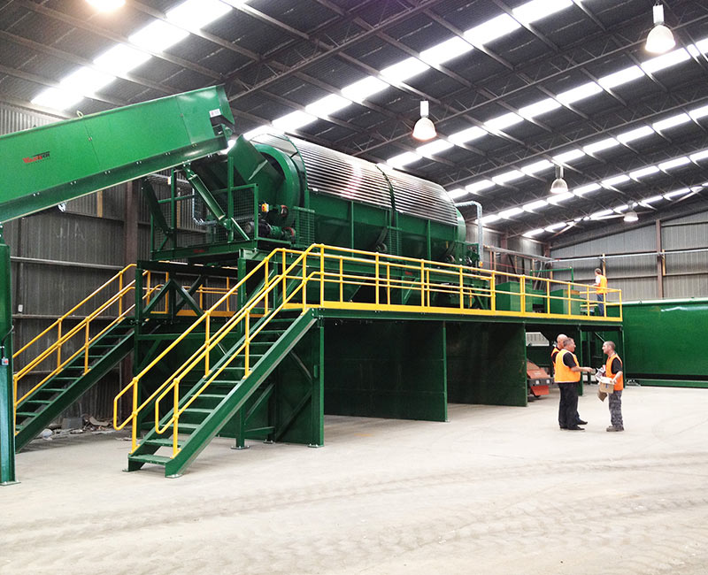 SITA Geelong Sorting Facility      View