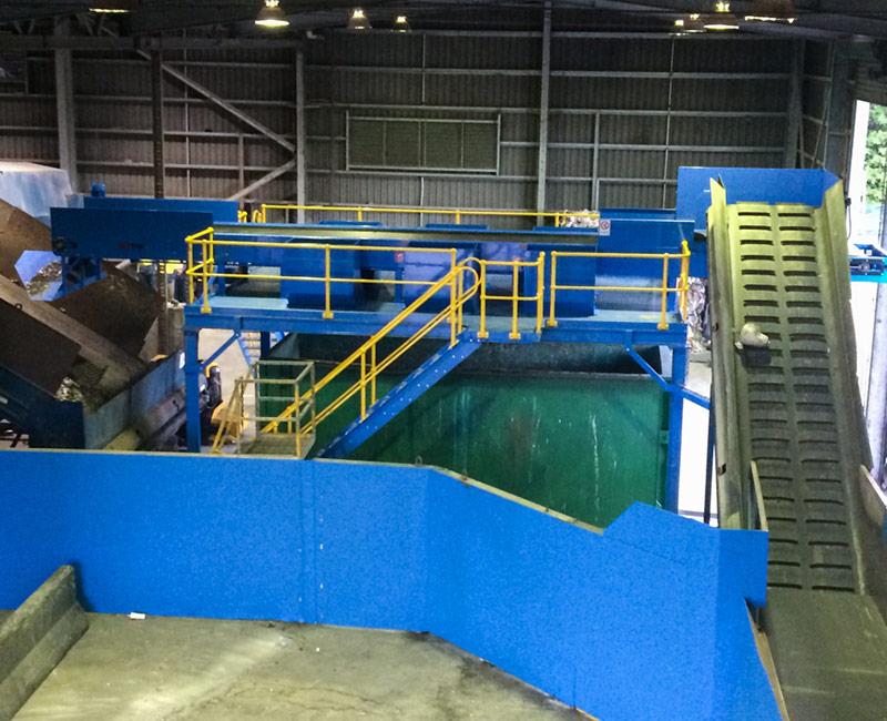 Cairns Regional Council Pre-Sort Facility