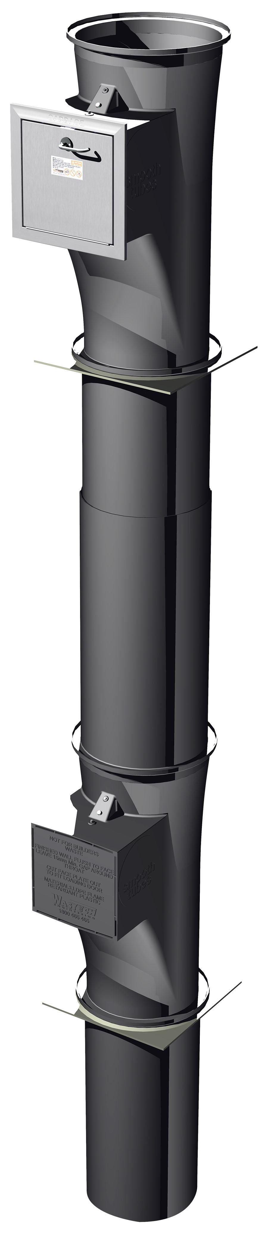 Trash Chute Design : Chutes — wastech engineering