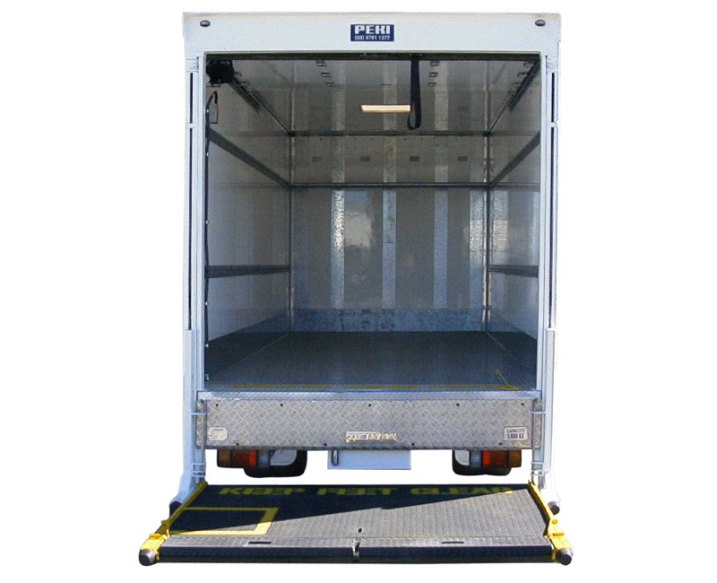 Rail Lift Tail Lift TR1000 & TR1500
