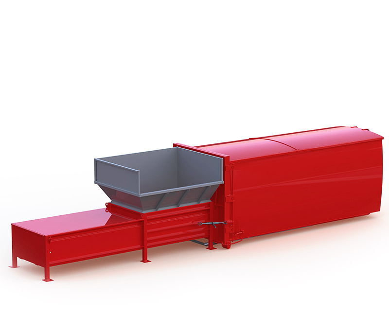 S3000 Stationary Compactor