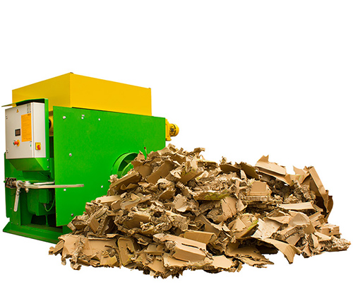 PZZ Cardboard Crusher