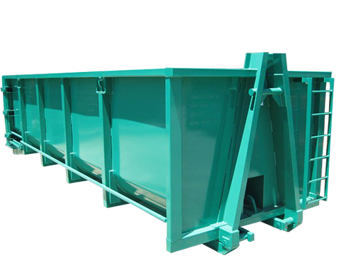 Open Top Skips