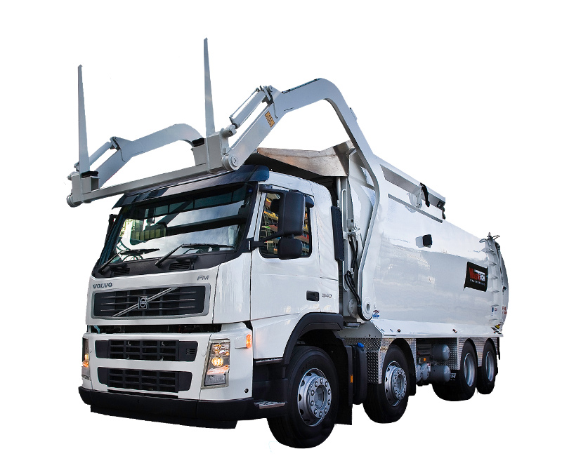 EVO31 Front Lift Garbage Truck
