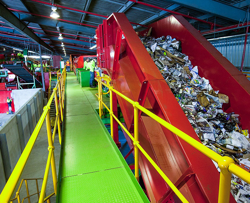 Perthwaste Materials Handling Recovery Facility