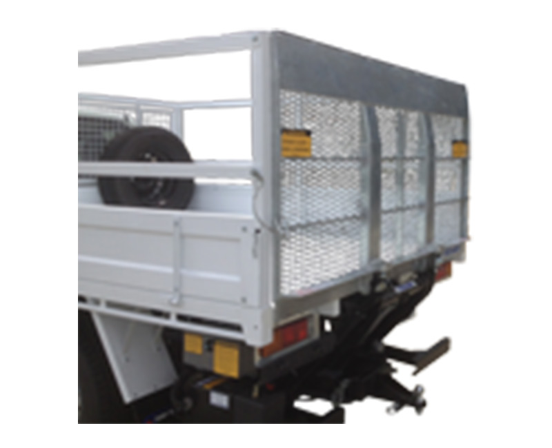 Steel Mesh Platform Tail Lift - TPC600