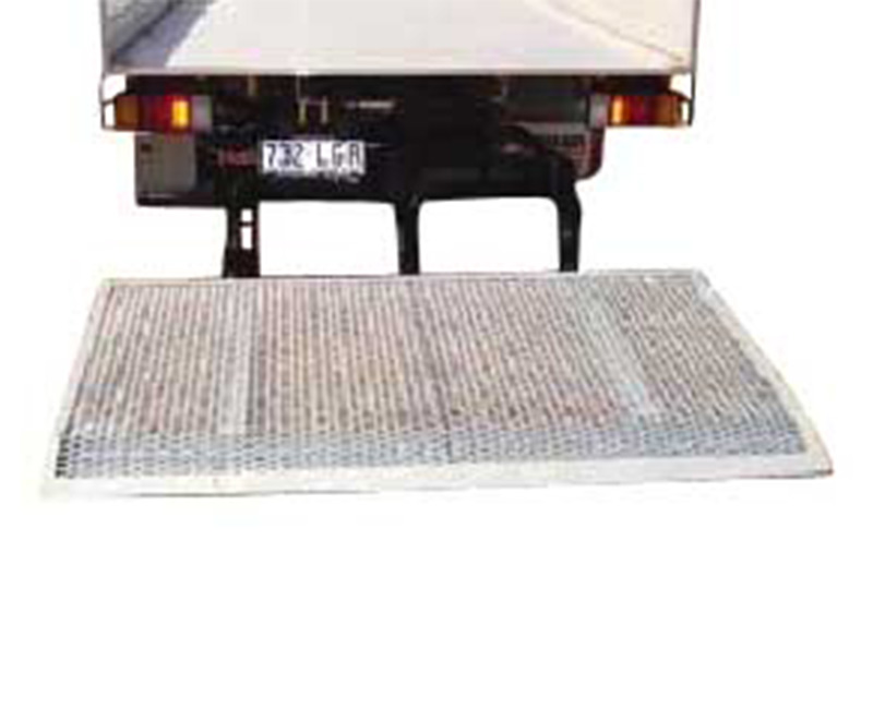 Steel Platform Tail Lift - TT755