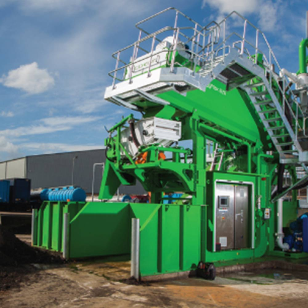 Wet Recycling Systems