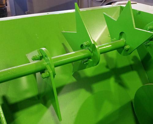 MZ3 Cardboard Feeder