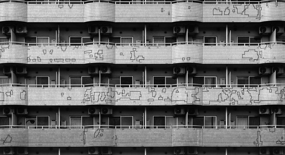Jigsaw, Tokyo, Japan, 2013