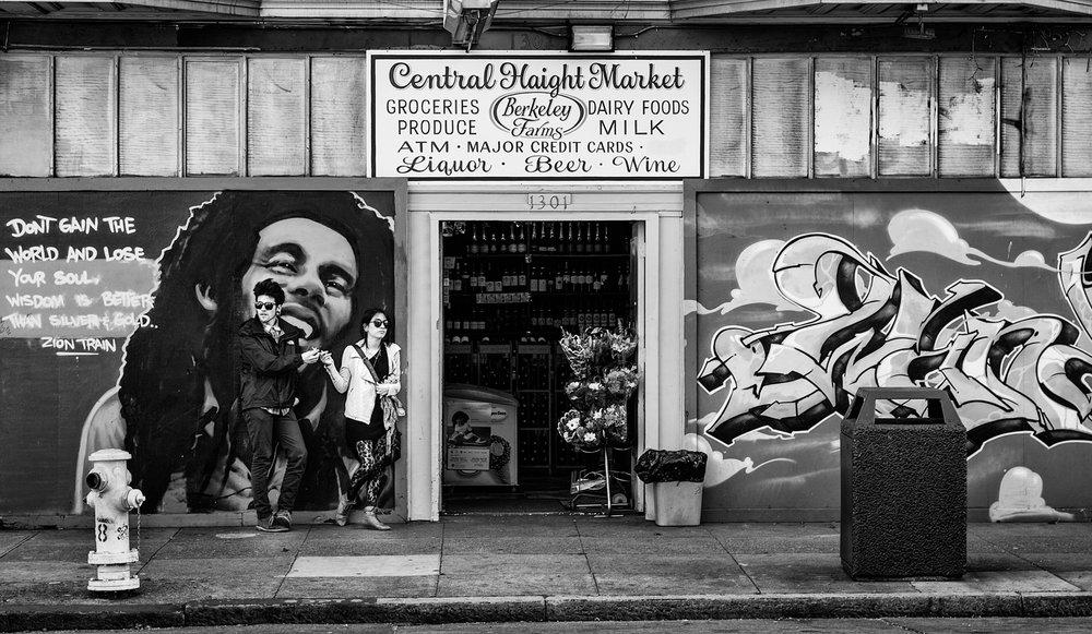 Central Haight Market, San Francisco, CA, 2010
