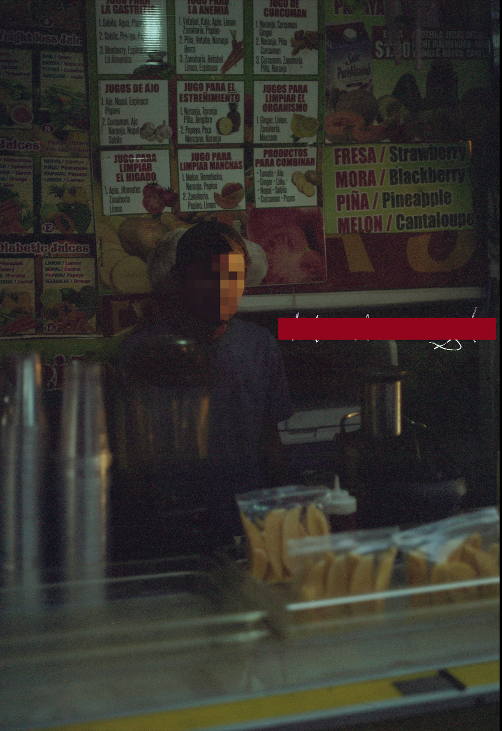 Miguel, Jackson Heights, New York