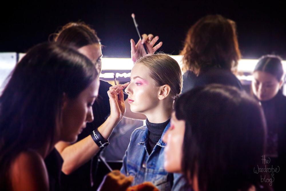 Kate-Sylvester-Backstage-Makeup-NZFW