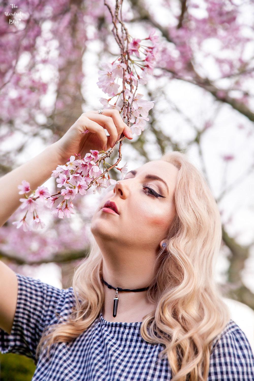 Spring-Flower-Huffer-Dress-Cherry-Blossom