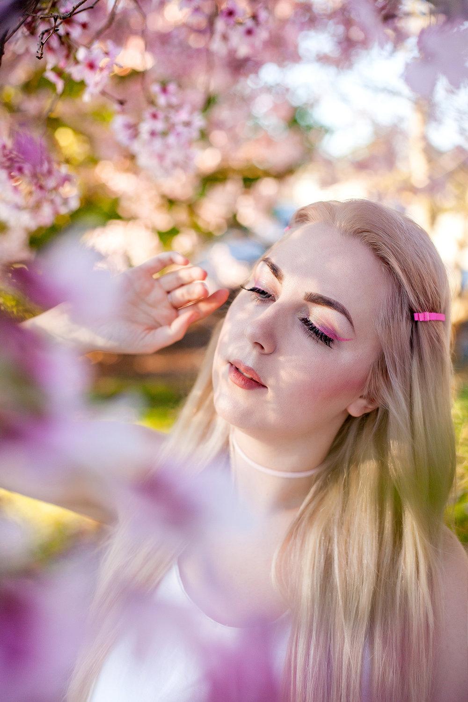 Cherry-Blossom-Spring-Makeup