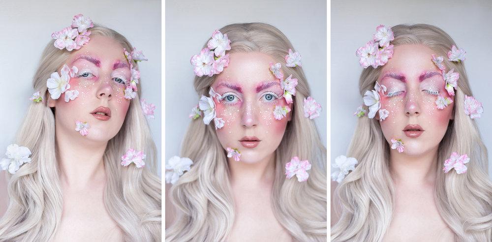 Flower-Fairy-Halloween-Makeup
