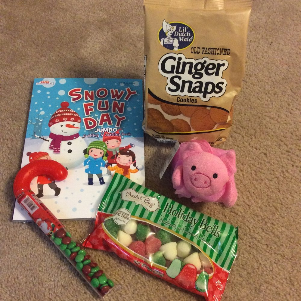 5 Stocking Stuffers (Dollar Tree $5.00)