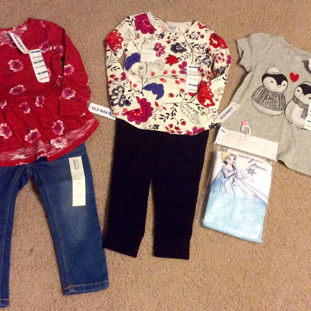 Foster Girl age 2 (Old Navy)